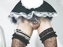 i m a sissy maid posin for you in cage, Parent