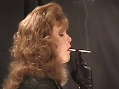 Smoking  Leather Passion (long)