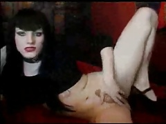 Hotm Trap Emo T-Girl  Two times