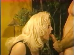 Ash-blonde Retro Ladyboys