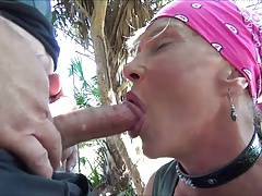 superslut bicker girl  outside