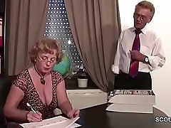 German Grey Prepare oneself take Principal Duration Porn Chuck Roleplay