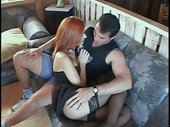boy gets head from a marvelous ladyboy