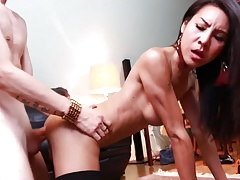 She-male Thippy69 - No palm jism