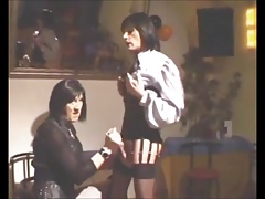 Rubber Doll Transsexual drills Sub Transsexual