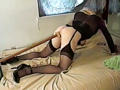 Dee the Crossdresser - Ass fucking Play 02