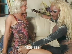 Blondie with TS and Stud