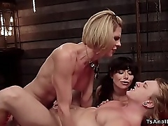 Receiver sucked added to anal fucked students there donjon