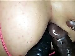 Erotic receiver gets DP light of one's life together with multiform creampies!