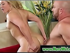 Nuru muddy palpate of weasel words - WillPowers & AJApplegate