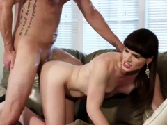 Tgirl Natalie Mars gets fucked nearly doggystyle