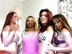 Tgirl gfs  weekend with fourway  hook-up