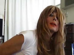 Marvelous Tasha Student Crossdresser  Muddy